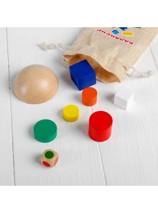 Настольная игра Балансир с кубиком