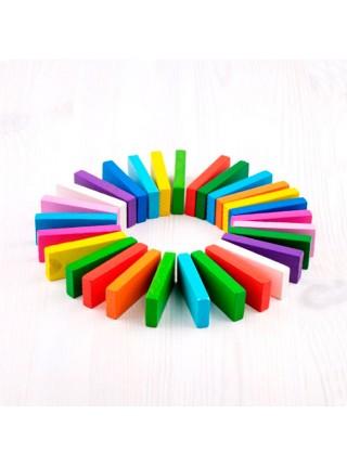 Конструктор для детей «Цветные плашки», Томик 6675