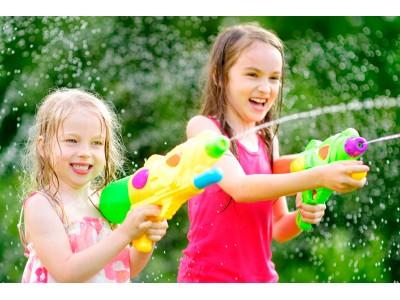 <Детские игры с водой ТОП 5