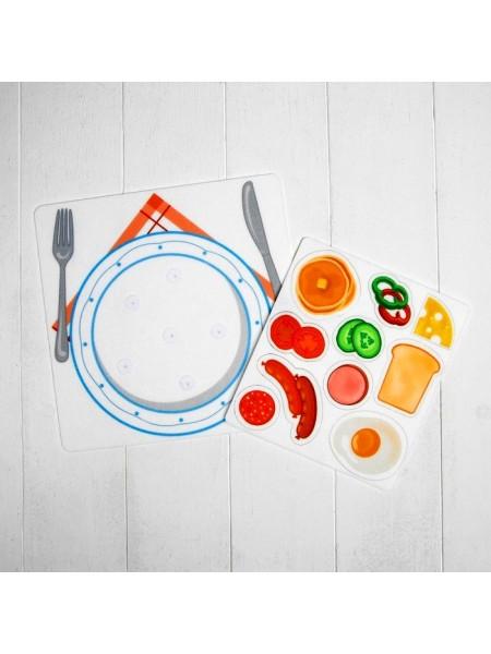 """Набор из фетра """"Готовим завтрак"""", Smile Decor Ф700"""