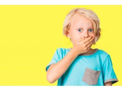<Ребенок ругается матом - что делать?