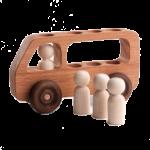 Эко-игрушки из дерева
