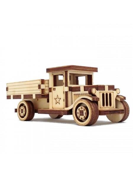 """Сборная модель грузовик """"Полуторка"""""""