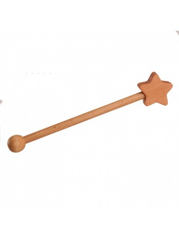 Деревянная Волшебная палочка неокрашенная, купить