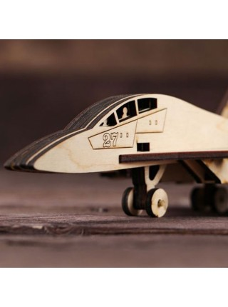 Сборная модель Самолет Истребитель