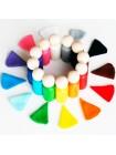 Сортер Разноцветные гномики, в колпаках купить