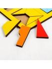 """Игра """"Сложи квадрат"""" Б.П.Никитин, 2 уровень (макси) купить"""