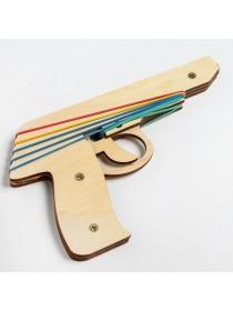 """Пистолет - резинкострел """"Оружие массового увеселения"""", Мастер игрушек IG0256"""