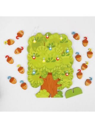 Сортер-дерево «Веселый дуб»