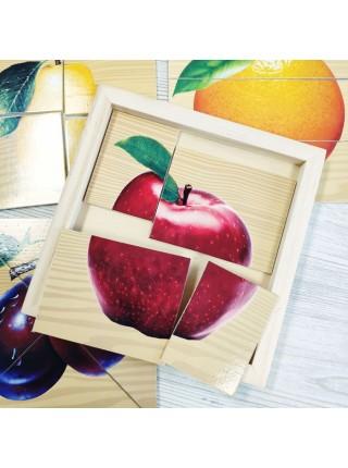 Разрезные картинки Фрукты ягоды