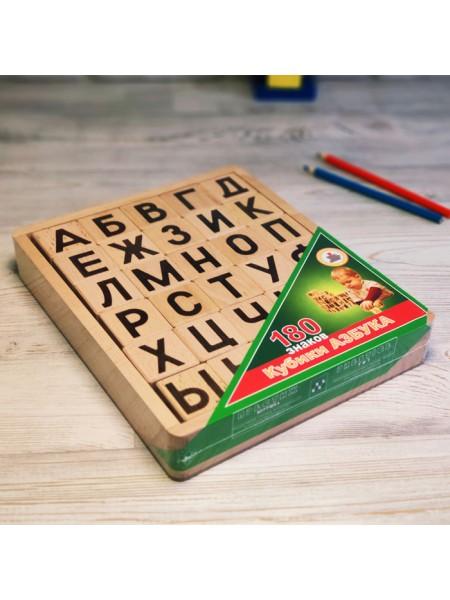 Кубики Азбука Престиж-игрушка А2301