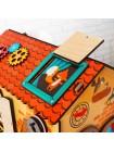 Развивающая игра Бизиборд: Чудо-дом купить