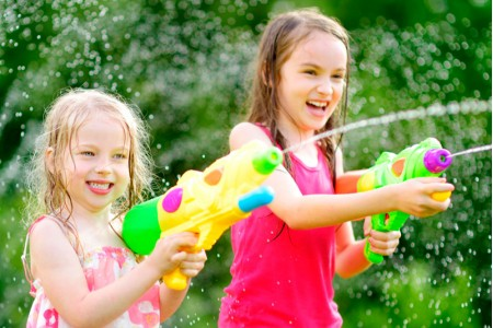 Детские игры с водой ТОП 5