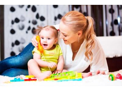 <Как научить ребенка разговаривать