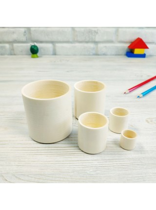 Цилиндрики-стаканчики (5 в 1) Д-020