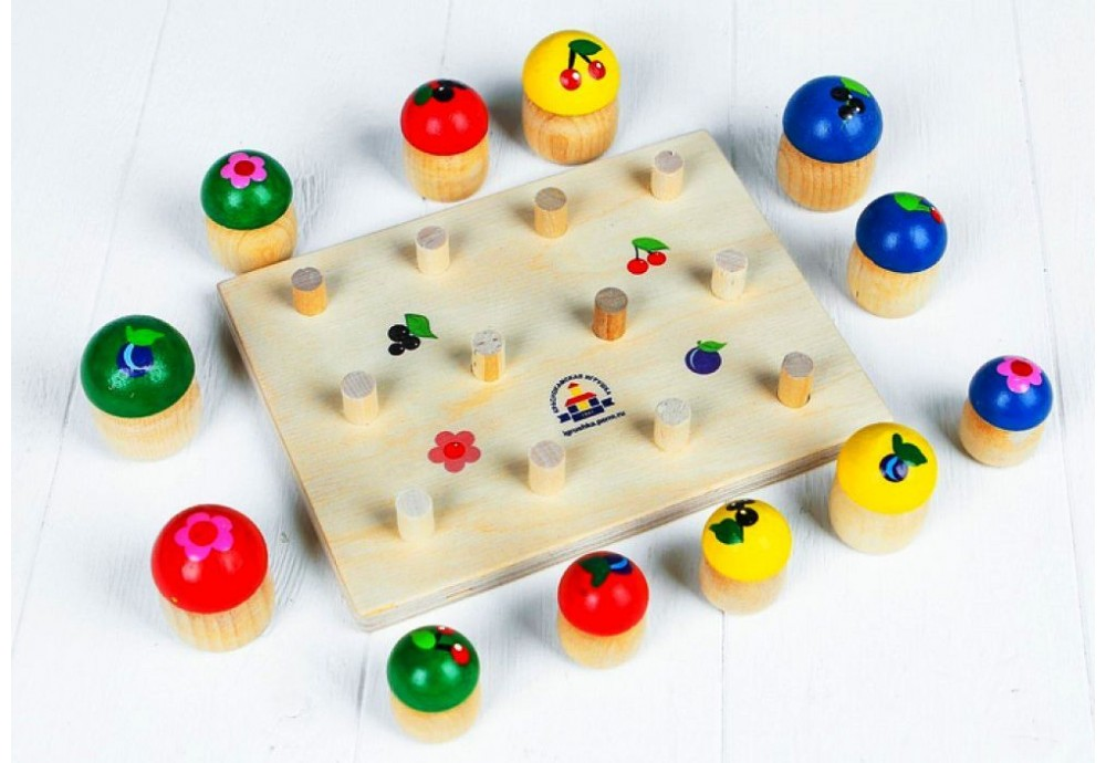 Веселые грибочки - Игрушка очень вариативна!  Не верите? Убедитесь сами