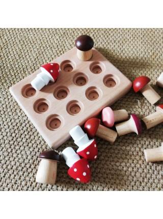 Игра Грибочки на полянке, Леснушки L0732