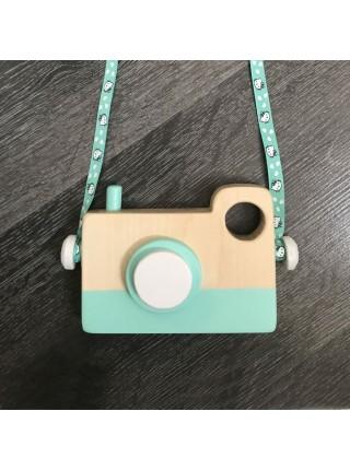 Деревянная игрушка Фотоаппарат