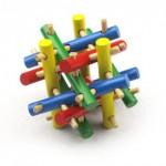 Головоломки из дерева и кубики-головоломки