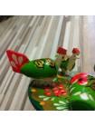 Народная Богородская игрушка Курочки купить
