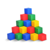 Кубики, домино, лото (50)