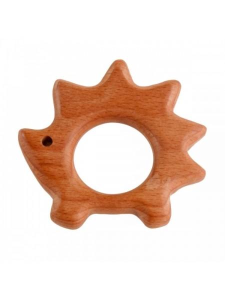 """Грызунок """"Ежик"""" (Натуральное дерево) Леснушки L0107"""