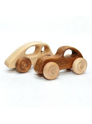 """Машинка """"Ретро"""" - Деревянная игрушка"""