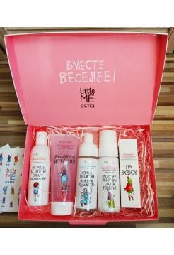 """Набор ESTEL Little Me Коллекция для девочек """"Вместе веселее"""" (5 продуктов)"""