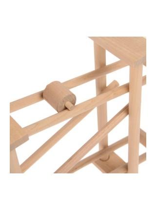 """Деревянная игрушка """"Веселая катушка"""" Пелси ПИ611"""