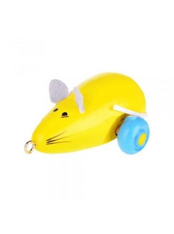 Мышка желтая Визир купить
