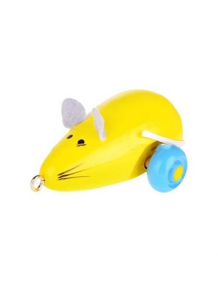 Мышка желтая Визир