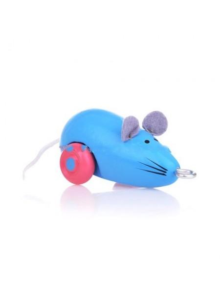 Мышка синяя Визир