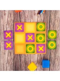Настольная игра крестики-нолики, 10 элементов
