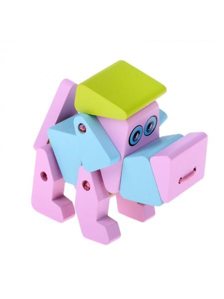 """Игрушка """"Акробат собака"""" CUBIKA LA -1 (11858)"""