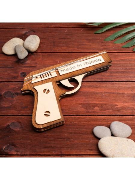 Пистолет резинкострел (Сувенирное оружие)