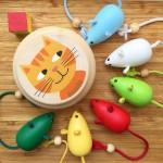 Игра Кошки-мышки Вальда