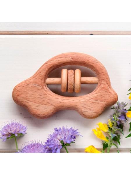 Погремушка - грызунок Машинка, Леснушки