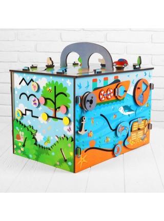 Бизиборд «Вокруг света», Мастер игрушек IG0251
