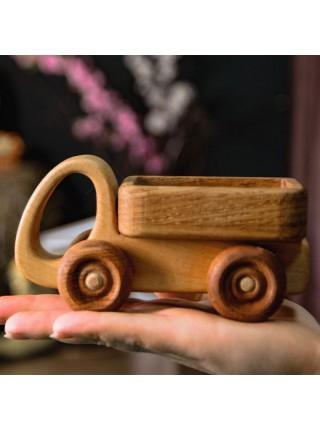Детская машинка деревянная Грузовичок, Леснушки L0807