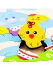 Мозаика Пасхальный кролик Крона купить