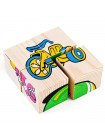 Кубики-пазлы Томик Игрушки купить