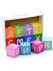 Кубики Веселая Азбука, купить