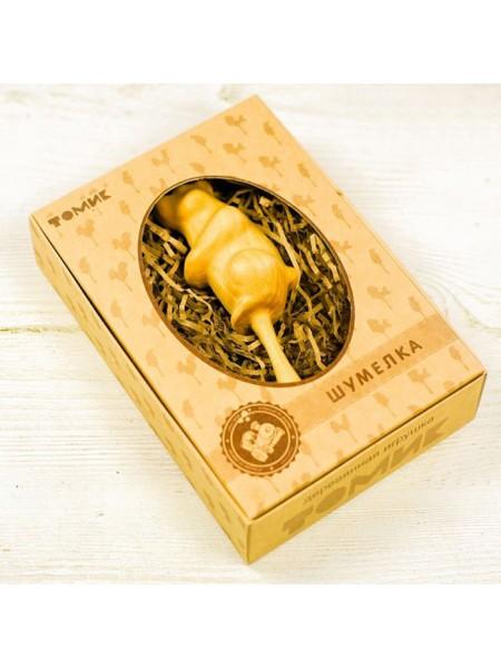 Шумелка детская деревянная «Мишка», Томик 701-1
