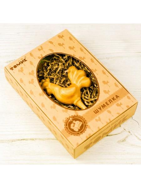 Шумелка детская деревянная «Петушок», Томик 702-1