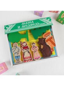 Конструктор Сказки - Маша и медведь Томик 4534-9