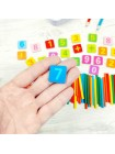 Счётные палочки - Набор для обучения счету купить