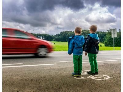<Осторожно, автомобиль! Что должен знать ребёнок-пешеход.
