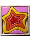 Объемная головоломка для детей Звезды - пазл-балансир купить