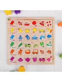 """Развивающая игра """"Ассоциации: Цвета"""", Мастер игрушек IG0188"""