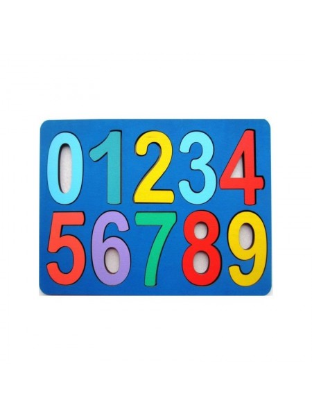 Рамки-вкладыши. (макси) Учим цифры